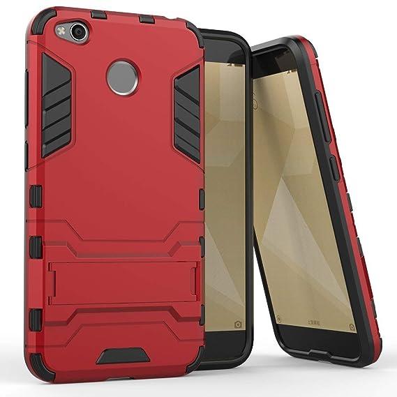 on sale 76bc8 b27d9 DWaybox Xiaomi Redmi Note 4/Note 4X Heavy Duty Case 2 in 1 Hybrid Armor  Hard Back Case Cover for Xiaomi Redmi Note 4X/Xiaomi Redmi Note 4/Hongmi  Note ...