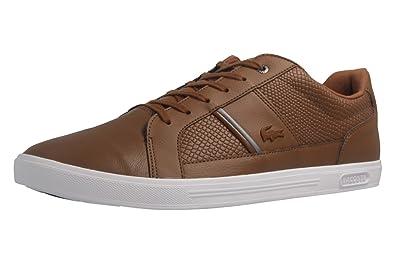 online store 7fbc2 b3435 Lacoste - Herren Sneaker -Europa 417 1 SPM - Braun Schuhe in ...