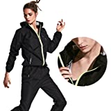 HOTSUIT Sauna Suit Running Yoga Clothes Women Fitness