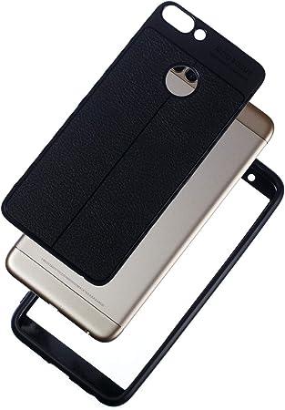 BONROY Coque Huawei P20 Coque Housse Protection Silicone Anti-Choc Gel Case pour Huawei P20- Noir inclusif-LD