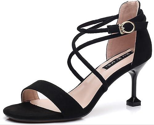 Mujer Sandalias Sandalias de Tacón Alto para Mujeres Zapatos