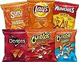 #8: Frito-Lay Cheesy Mix Variety Pack, 40 Count