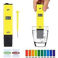 Enshant Bolígrafo Digital PH, probador Unidad métrica Tipo