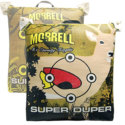 Morrell Super Duper Field Point Bag Archery Target Replacement Cover (COVER ONLY) by Morrell (Image #3)