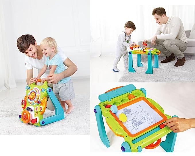 NuoPeng - Andador 3 en 1 para bebé: Amazon.es: Juguetes y juegos