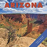 Arizona 2019 Wall Calendar