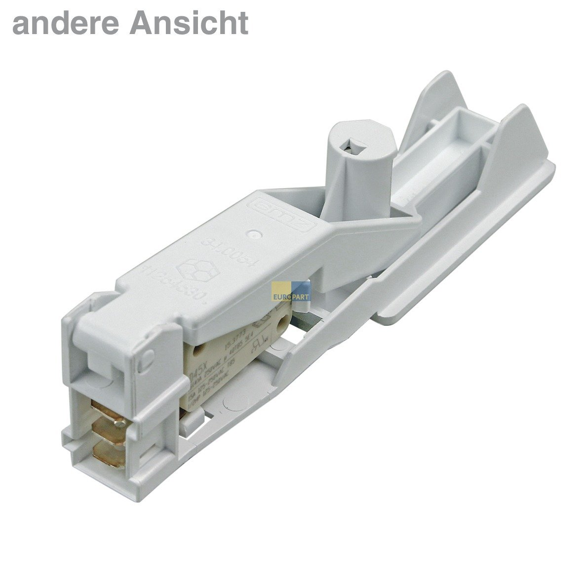 ORIGINAL Electrolux AEG 112545300 1125453009 T/ürschalter Verriegelungsrelais Schloss T/ürschloss Verriegelung T/ürverriegelung Verschluss W/äschetrockner Trockner Trocknerautomat