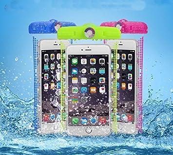 Bolsa subacuática con bolsa seca flotante para smartphone, estuche ...