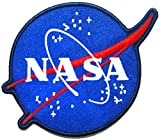 NASA Official Logo Stylish Space Patch- Comes With Packaging