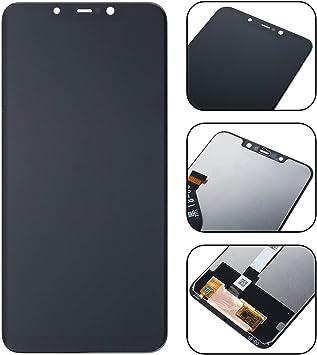 YHX-OU para 6.18 Xiaomi pocophone F1 LCD Pantalla Táctil Repuesto de la Pantalla con Completo de Herramientas (Negro): Amazon.es: Electrónica