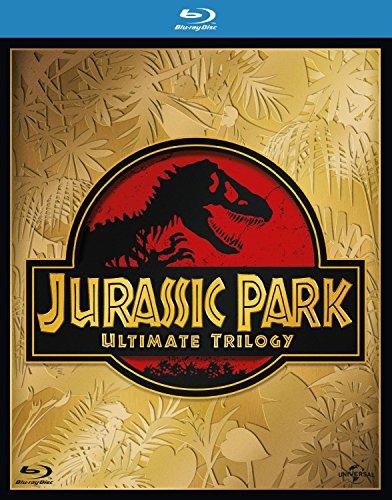 Jurassic Park Trilogy [Blu-ray] (Jurassic Park Blu Ray Set)