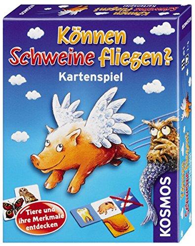 Kosmos 741563 - Kartenspiel Können Schweine fliegen?