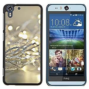 - winter ice sun light reflection nature - - Modelo de la piel protectora de la cubierta del caso FOR HTC Desire EYE M910x RetroCandy