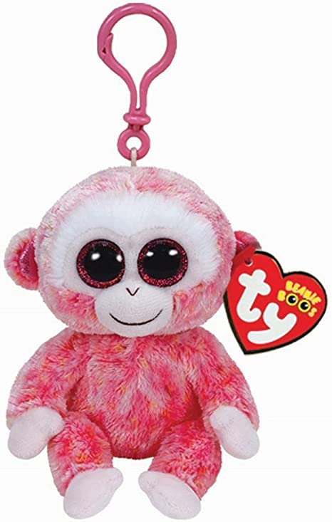 TY Beanie Boo Ruby the Monkey Plush New with Tags