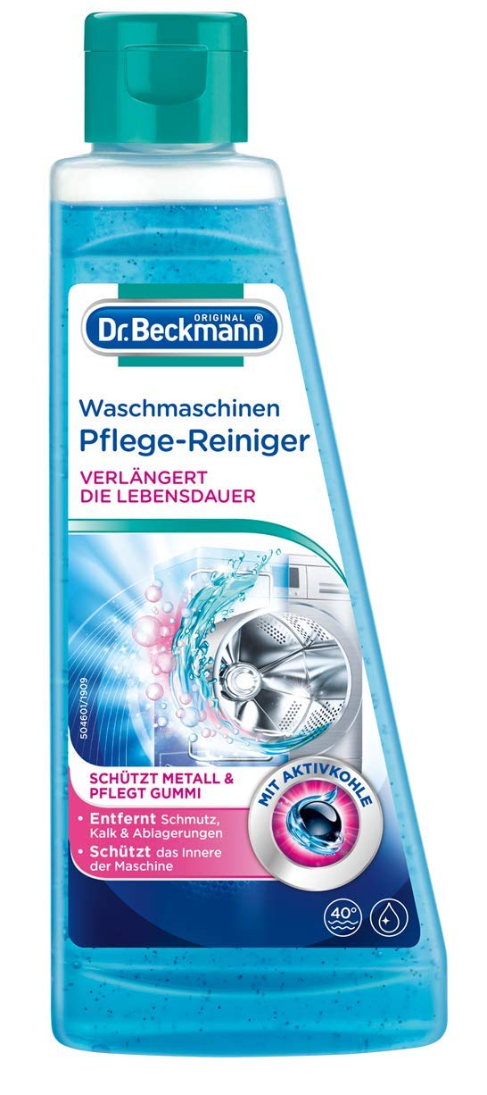 Dr. Beckmann Lavadoras de cuidado de limpiador   Máquina limpiador ...