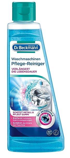 Dr. Beckmann Lavadoras de cuidado de limpiador | Máquina limpiador ...