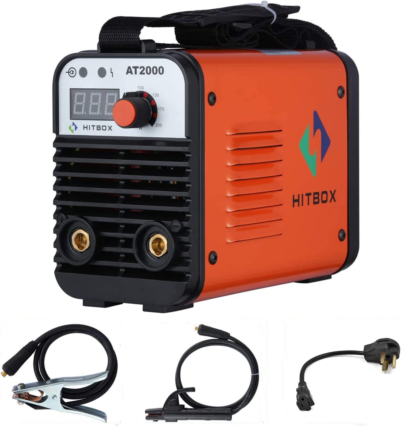 HITBOX Dual Volt Welding Machine