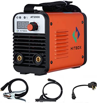 HITBOX AT2000 Dual Volt ARC Welding Machine