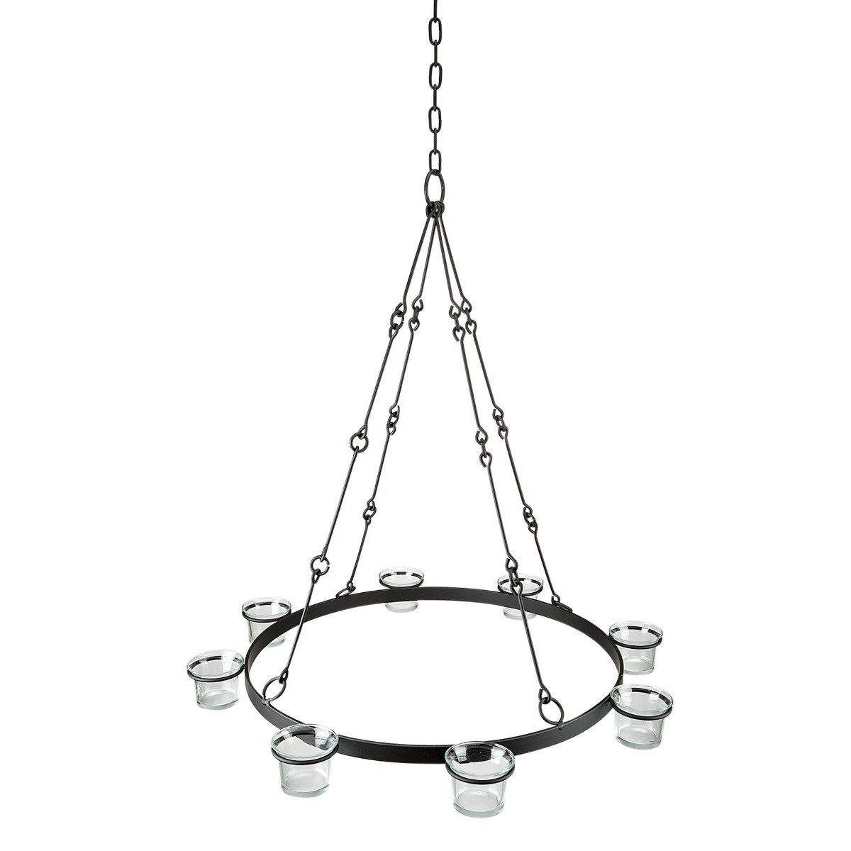 Sunjoy Regency Gazebo Candelabra Outdoor Chandelier Lighting