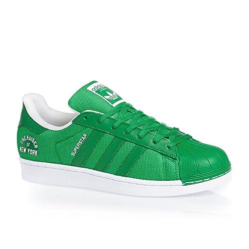 adidas Originals Herren Superstar Beckenbauer Sneakers