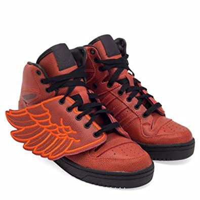 40 Chaussure Rouge Wings Ball Chaussures Montantes B Adidas oCerdWxB