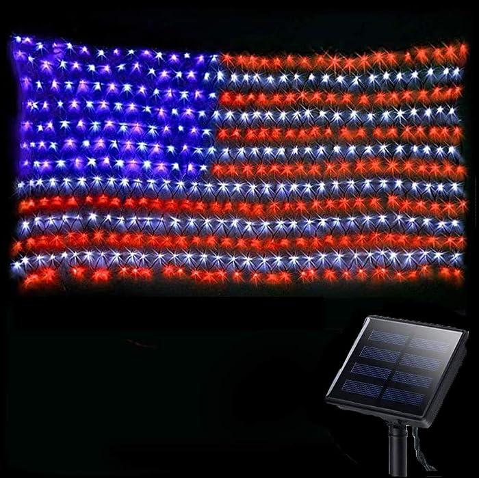 The Best American Flag Cemetery Decor