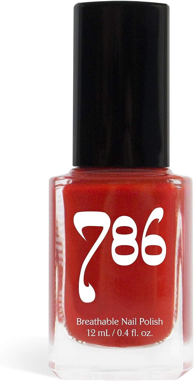 Marrakech By 786 Cosmetics Halal Nail Polish Breathable Wudu Friendly Vegan 12ml Amazon Co Uk Beauty