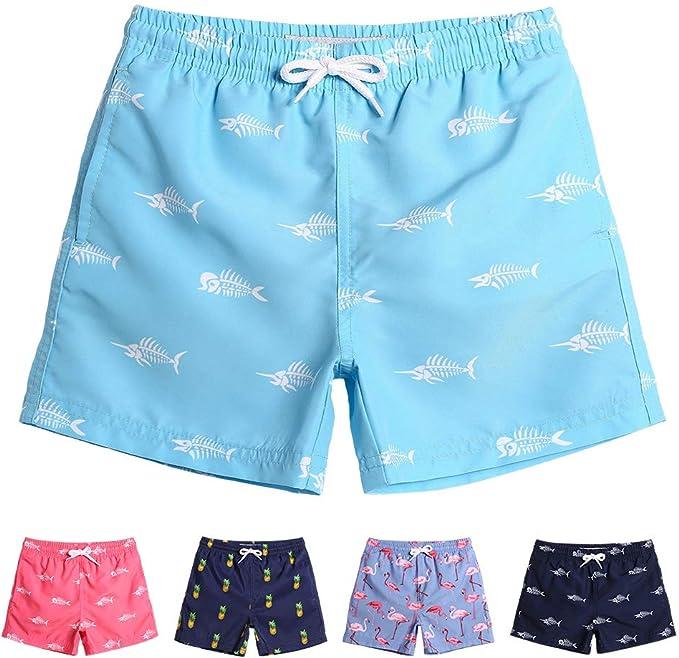 Maamgic Boys Swim Trunks Toddler Swim Shorts Little Boys Bathing Suit Swimsuit Toddler Boy Swimwear   Amazon