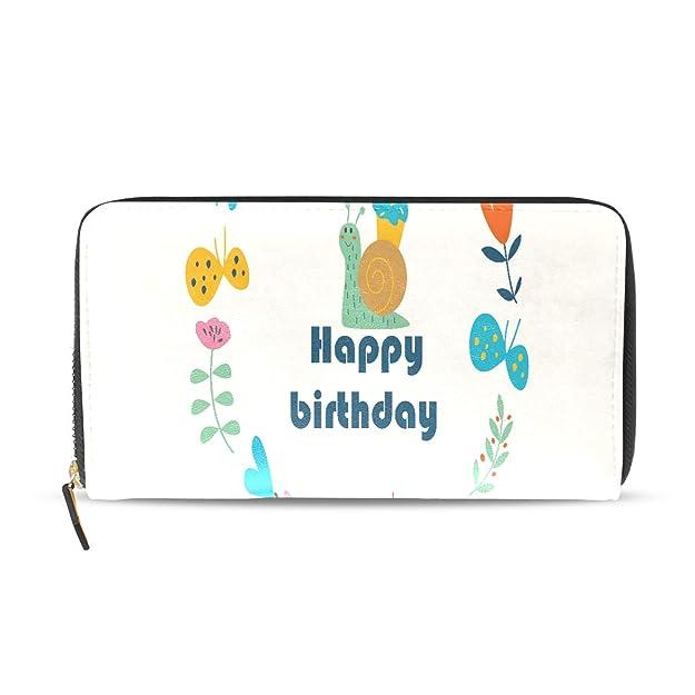 Feliz cumpleaños Tarjeta linda y graciosa Pasaporte largo ...