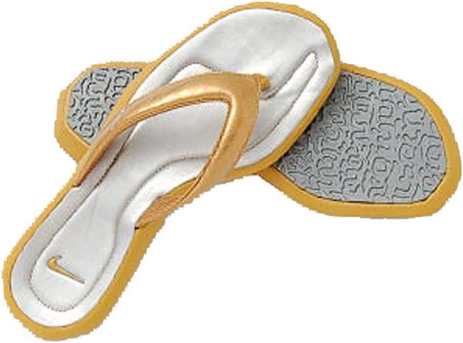 Circunstancias imprevistas Tomate En detalle  Nike Tiki Thong 2 Leather 317978 701 Damen Pool Schuhe 10 US - 42 IT:  Amazon.de: Sport & Freizeit