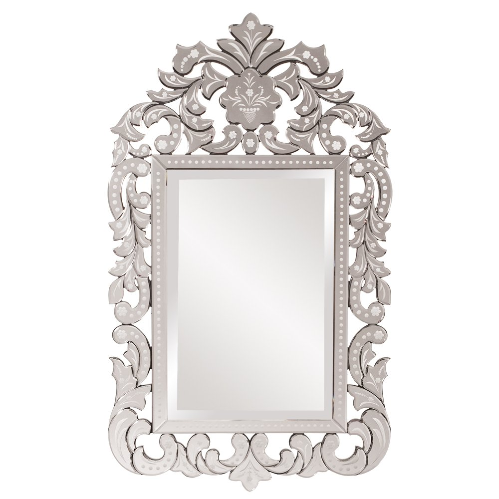Amazon howard elliott 11106 regina venetian mirror home amazon howard elliott 11106 regina venetian mirror home kitchen amipublicfo Images