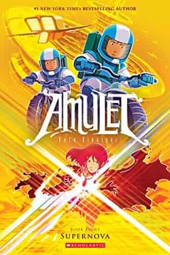 Supernova (Amulet #8)