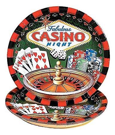 Casino tableware package igt 775