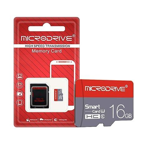 Tarjeta de memoria Capacidad real Tarjeta micro SD Tarjeta ...