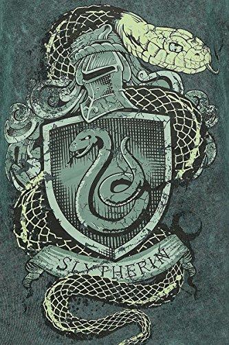 Canottiera Frontale Serpeverde Mezzosangue Cotone Sottili Principe Rowling Serpente Top 100 Il k Stampa J Azkaban Verde Potter Donna Harry Prigioniero Canotta Di Bretelle qtYH8t