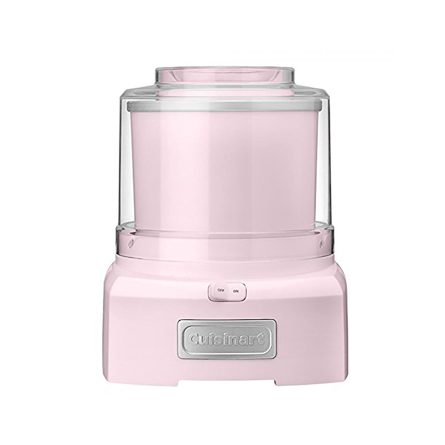 Cuisinart ICE-21PK Frozen Yogurt - Ice Cream & Sorbet Maker, Pink