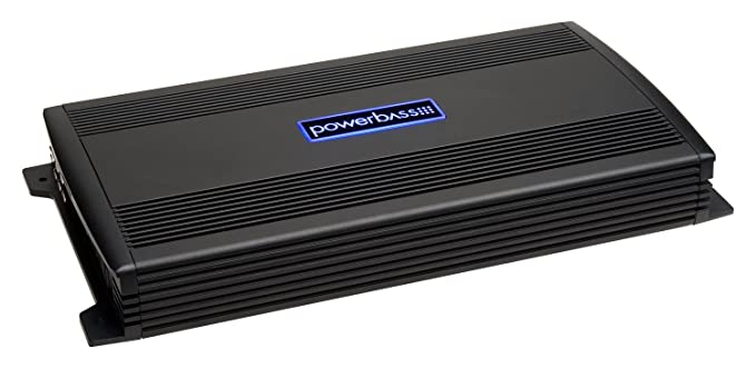 Powerbass ASA3-600.4 200W 4 Channel Amplifier