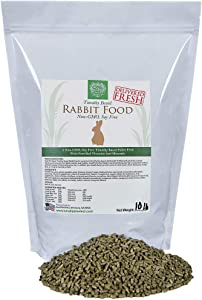 Small Pet Select-Premium Rabbit Pellet Food, Non-GMO, Soy Free. Local ingredients in Pacific Northwest