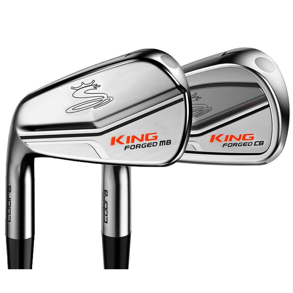 Cobra King Pro cromo forjado CB (3 - 6)/MB (7-PW) hierro Set ...