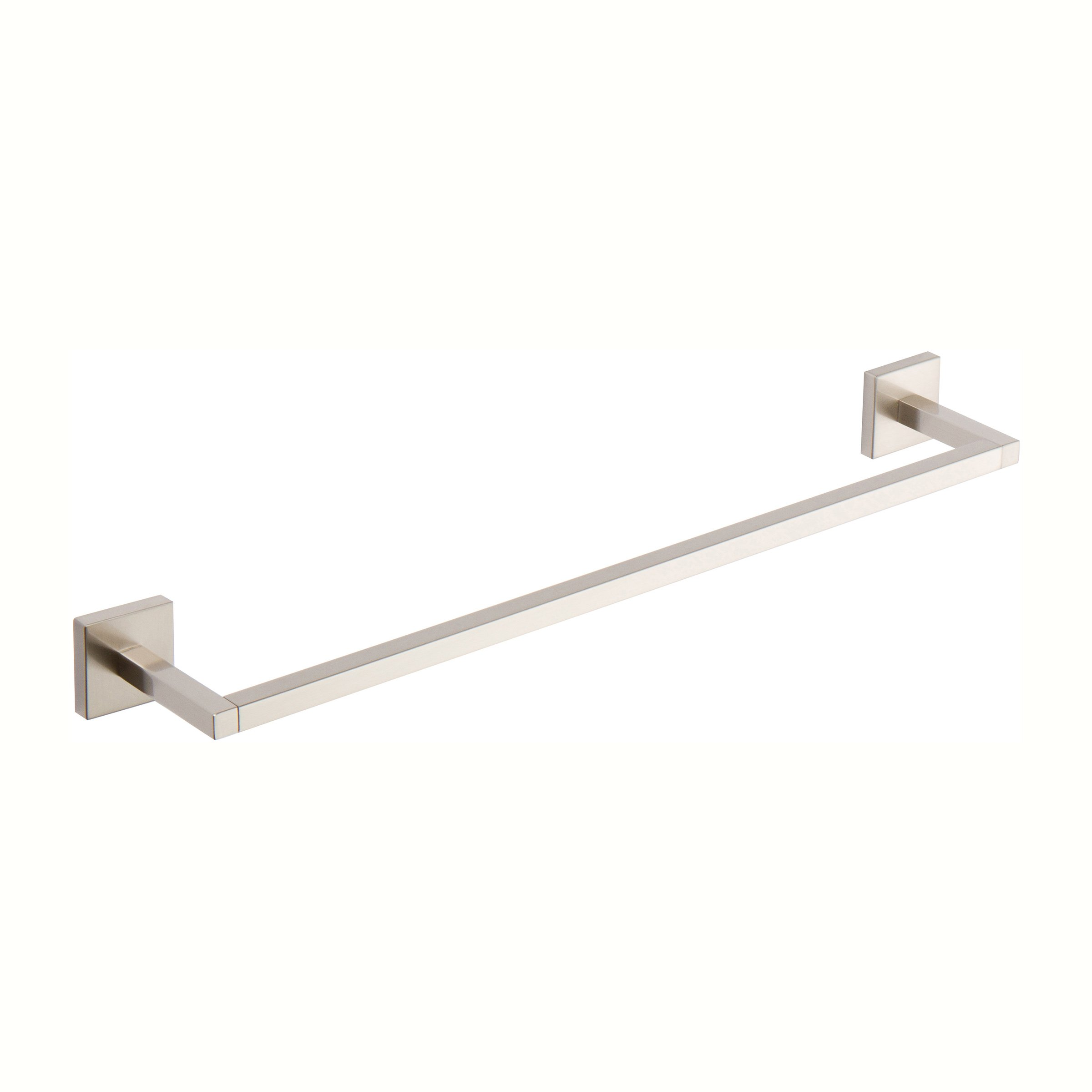 Ginger 5203/SN Lineal 24 Inch Towel Bar 5203, Satin Nickel