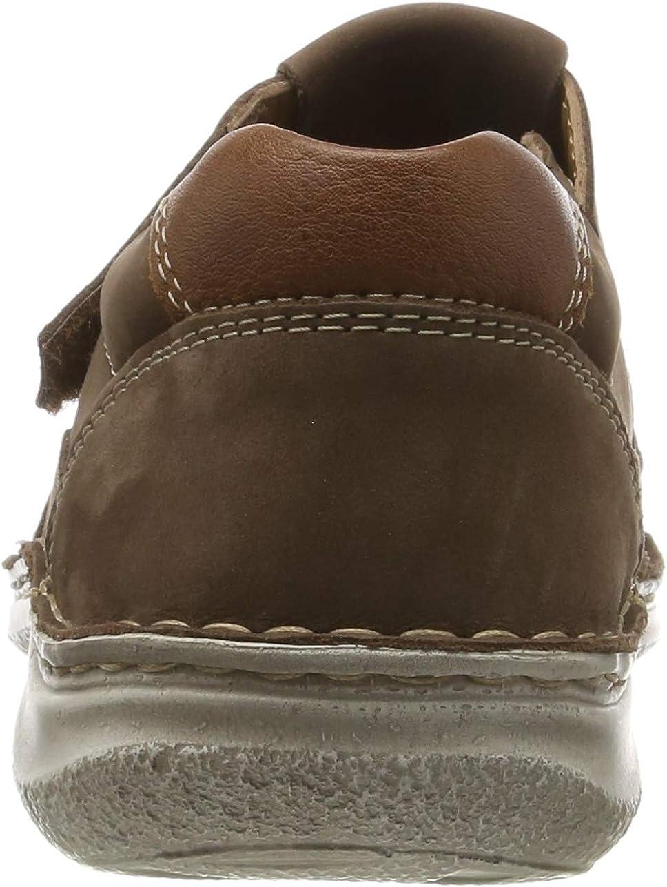 Josef Seibel Mens Anvers 81 Closed Toe Sandals