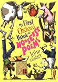 My First Oxford Book of Nonsense Poems by unknown (2002) Paperback
