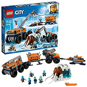 LEGO City Arctic Expedition Ártico: Base móvil de exploración (60195)
