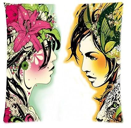 Diy Cojines.Diy Hot Cojines Hentai New Unique Double Girls Artwork