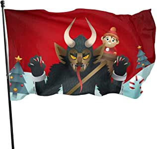 Unieek Krampus Yule Cat Christmas Themed Welcome Party ...