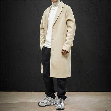 Cappotto Uomo Casuale Sport e tempo libero Abbigliamento