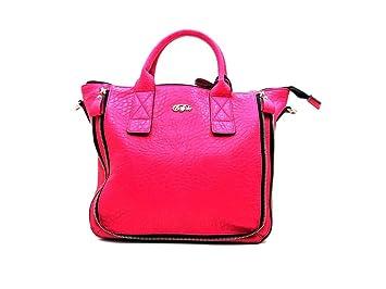 b28830a4ce504 Buffalo - Handtasche - Damentaschen (Fuschia)  Amazon.de  Koffer ...
