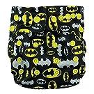 Bumkins Snap-in-One Cloth Diaper, Batman