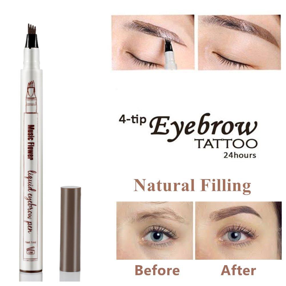 Amazon Eyebrow Tattoo Pen Imethod Microblading Eyebrow