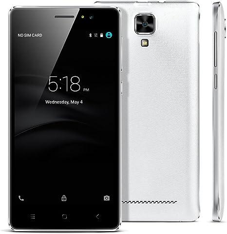 padgene 5 pulgadas Smartphone 3 G Android ultrafina mobile phone Dual SIM 1 GB RAM +